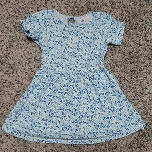 GAP Dresses - Blue floral dress